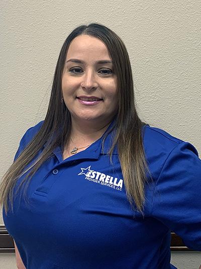 Melissa Moreno – PHC Clerk