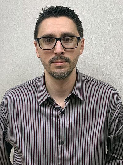 Ramiro Rodriguez – PHC Clerk