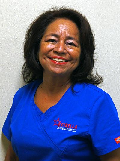 Berta A. Rodriguez – PHC Clerk